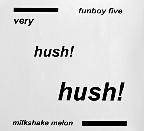 Funboy Five: Very Hush! Hush! cover