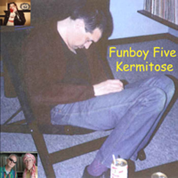 Funboy Five: Ramptonesque cover