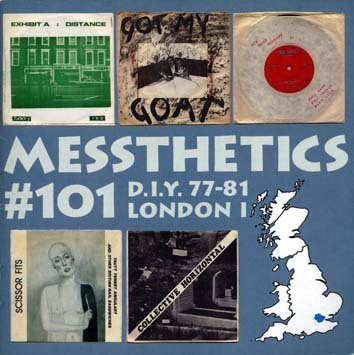 messthetics #101 sleeve