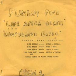 Funboy Five: Life After Death yellow cover